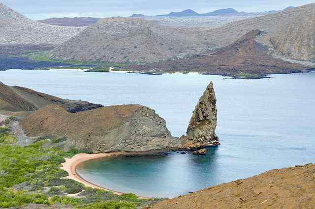 Galapagos Islands, Ecuador Ecuador is #2 on the list of 10 Cheapest Countries to Retire