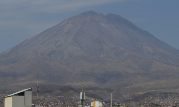 Arequipa. Peru is another place where you can retire on Social Security alone.