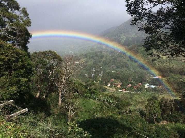 10 Cheapest Countries to Retire - Boquete is Famous For Its Rainbows