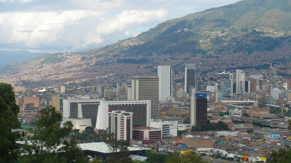 Tours in Medellin - Medellin Skyline and surrounding areas