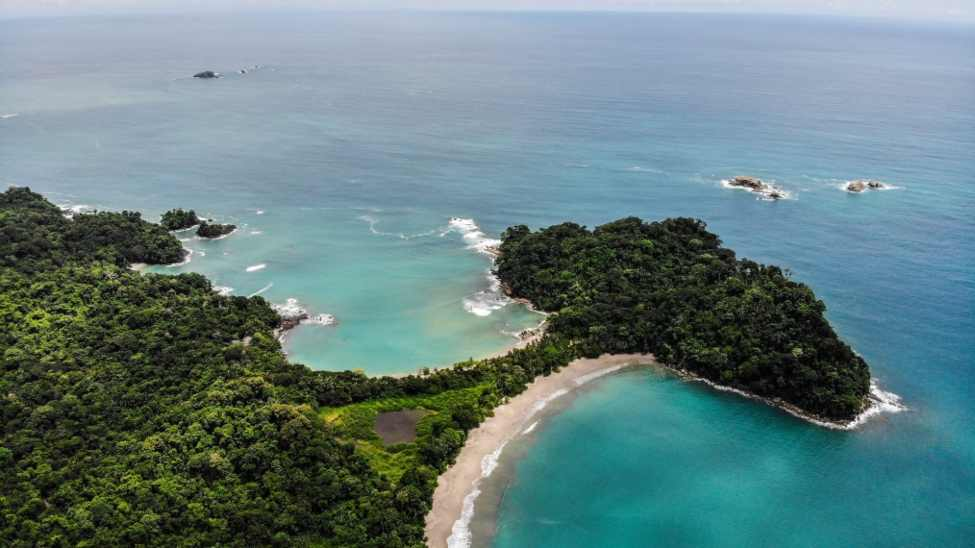 Buying Property in Costa Rica - Manuel Antonio National Park on the Pacific Coast